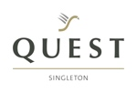 Quest singleton logo